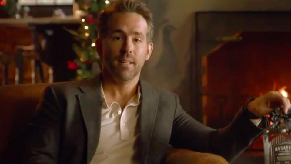 Ryan Reynolds Has a Special Movie Message For Mommies and ...