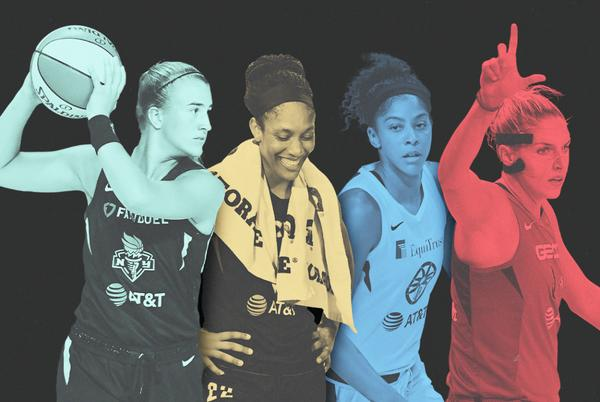 Picture for The WNBA Players Who Might Swing Their Teams' Fortunes This Season