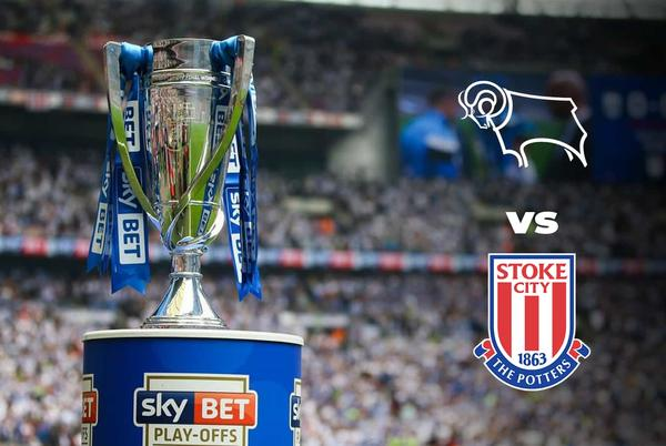 Picture for EFL Championship : Derby County vs Stoke City Live Stream, Preview and Prediction