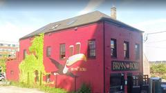 Cover for Instead Of Demolishing Brian Boru In Portland, Maine, The Entire Building Could Be Moved