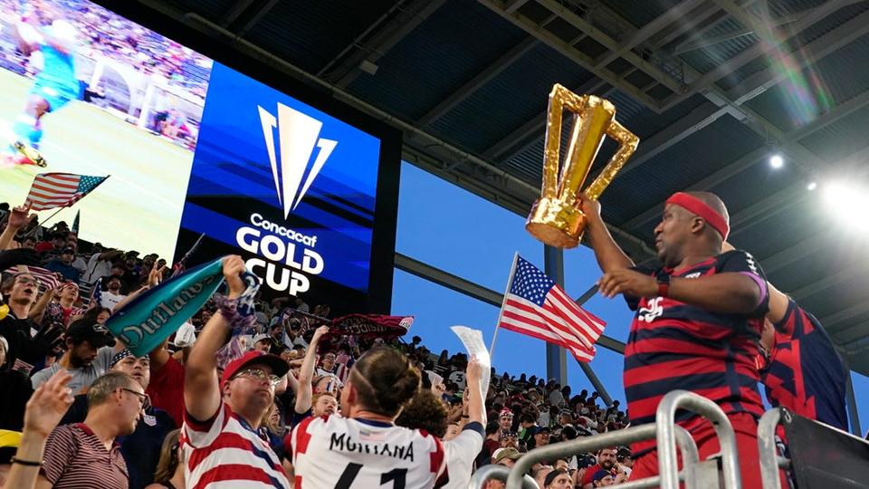 Picture for MLS notebook: Concacaf Gold Cup final between USMNT and Mexico caps busy weekend of soccer in America