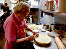 Picture for Nancy Brown, Dade County's 92-year-old Café Pie Baker