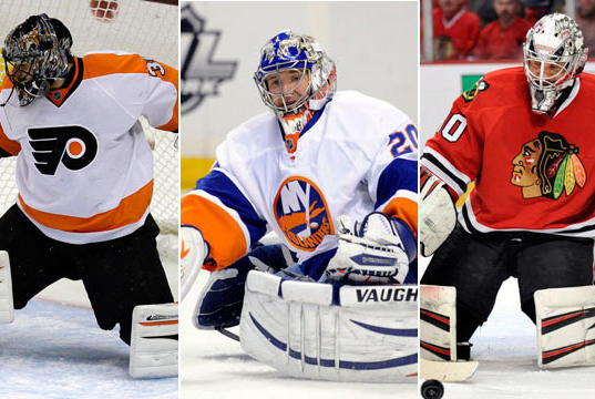 Picture for Top 3 Best NHL Goalies in 2021