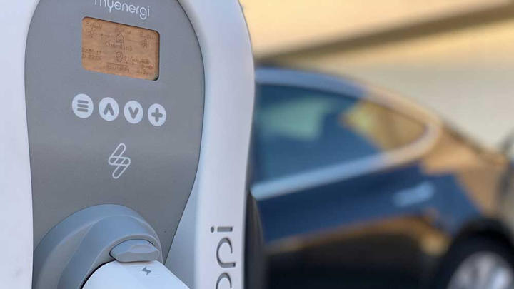 Cover for EV Chargers & Electric Cars