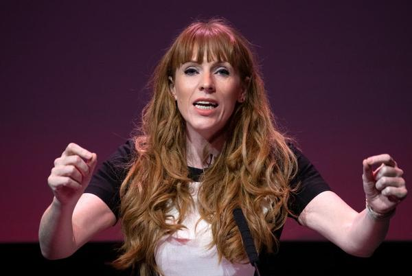 Picture for Authentic, outspoken and prone to a gaffe or two: Could Angela Rayner be Labour's answer to Boris Johnson?