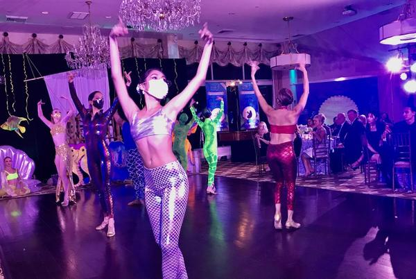 Picture for It was Las Vegas, S.I., when the S.I. Ballet dazzled with splashy 'By the Sea' gala floor show