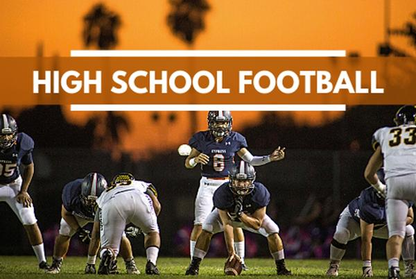 Picture for Albano's football rankings for Orange County, Sept. 27