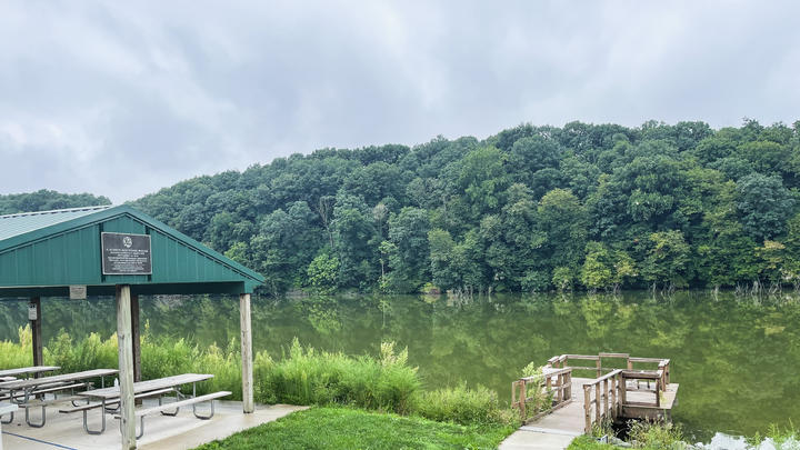 Cover for 5 Spots to go Fishing in Lancaster, PA this Season