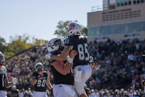Picture for Northwest football overcomes early adversity to record Family Weekend shutout of Central Oklahoma