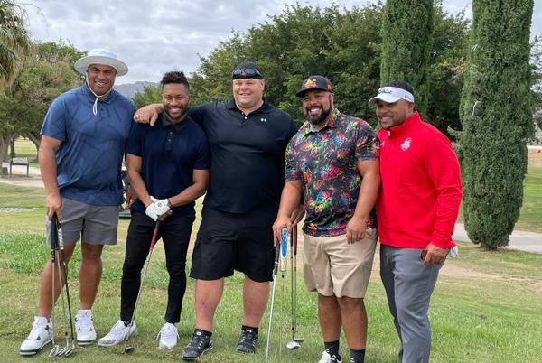 Picture for Greater El Paso Football Showcase hosts charity golf tournament