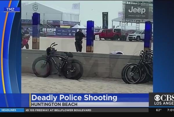 Picture for Ronnie Andrew Garcia, 43, Identified As Man Shot And Killed By Huntington Beach Police Saturday
