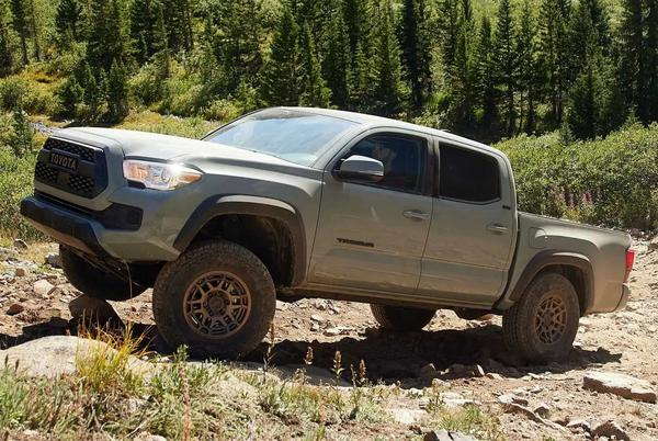 Picture for Next-Gen Toyota Tacoma, 4Runner Will Share Platform With Hilux: Report