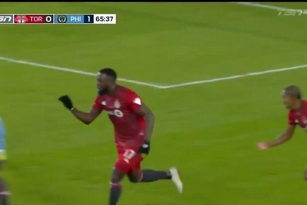 Picture for Philadelphia pull out draw against Toronto FC