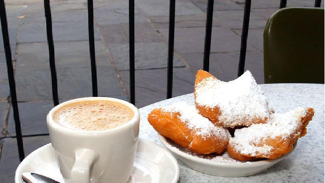 Cover for Beignets, the famous and traditional sweet treats of New Orleans have now come to Dallas