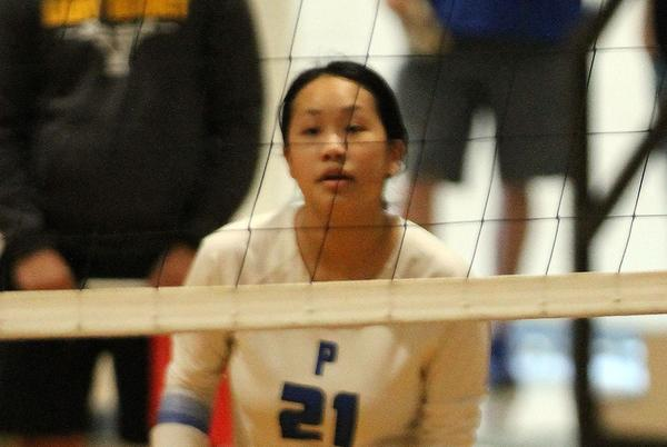 Picture for Why the volleyball competition in the Fort Smith area doesn't intimidate Paris' Melodie Lo