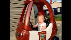 Cover for This Minnesota State Trooper's Son Has the Best Toy Squad Car