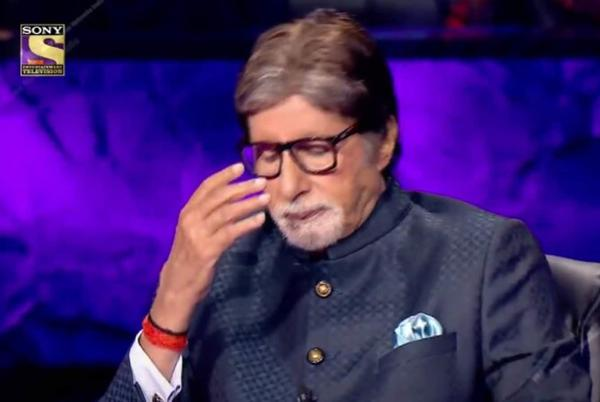 Picture for KBC 13: Amitabh Bachchan says 'koi bachayega humko' as contestant won't stop talking about marital issues, watch