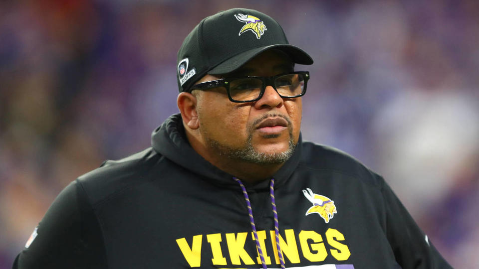 Picture for Vikings promote Andre Patterson to assistant head coach