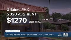 Cover for Valley family shocked by $500 rent increase