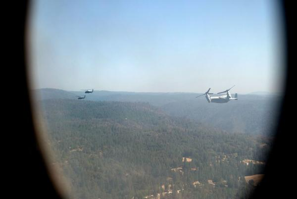 Picture for Caldor Fire Containment Sits At 76%; More Evacuations Downgraded