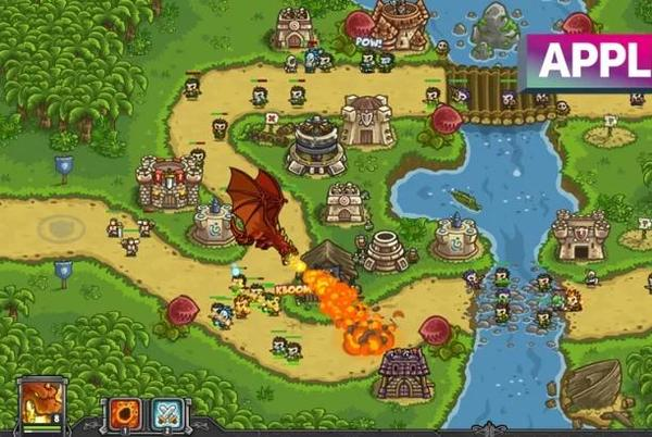 Picture for Apple Arcade weekly update: NBA 2K22 Arcade Edition, Tiny Wings and Kingdom Rush Frontiers TD