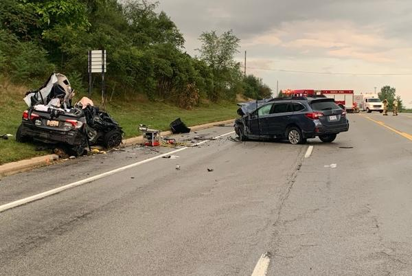 Picture for Father, son killed in Berrien County crash identified