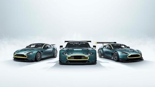 You Can Buy The Final Previous Gen Aston Martin Vantage Gte Gt3 Gt4 Race Cars As A Package Deal News Break
