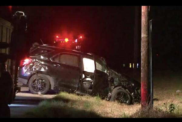 Picture for Driver Killed After Crashing into Railroad Tracks