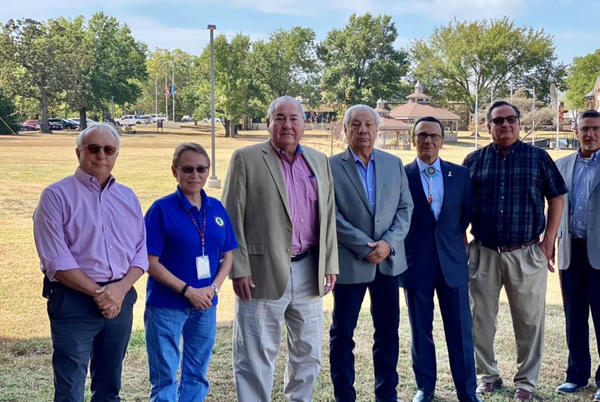 Picture for Native American Rights Fund returns ancestral lands to Osage Nation