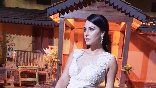 Picture for Riney Aryaa replaces Deblina Chatterjee as Goddess Lakshmi in 'Vighnaharta Ganesh'