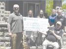 Picture for CVEC and partners deliver $25,000 for CJ3 Kendall Place renovation