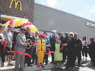 Picture for Freedom McDonald's celebrates reopening