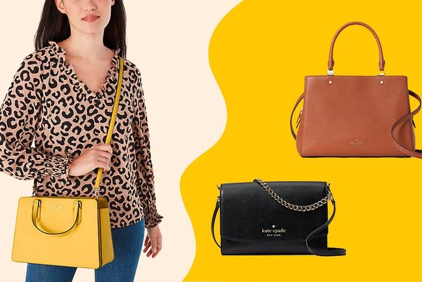 Picture for Save up to 75% on Kate Spade purses, handbags and more—but only for today
