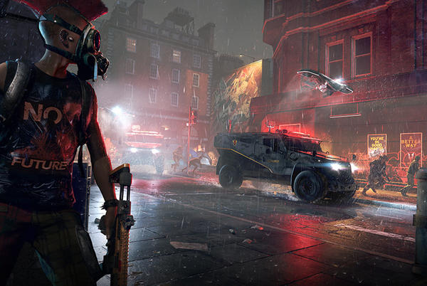 Picture for Watch Dogs free full pc game for download