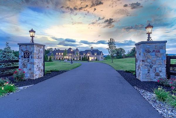 Picture for This $9 Million Dollar Upstate NY Mansion On Saratoga Lake Will Make Your Jaw Drop