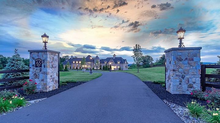 Cover for This $9 Million Dollar Upstate NY Mansion On Saratoga Lake Will Make Your Jaw Drop