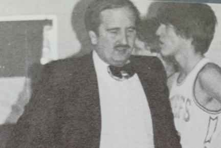 Picture for Sapulpa's longtime head basketball coach Ray Reins has died