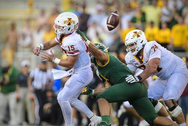 Picture for Is Iowa State vs. Baylor Budding Into One of the Big 12's Best Rivalries?