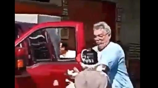 Legendary Florida Home Depot Fight Features Paint Flying Old Man Slaps And Shovels And A Poor Truck News Break