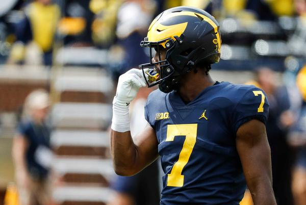 Picture for Michigan football: 5 Wolverines who are on the rise heading into Week 4 vs. Rutgers