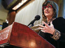 Picture for CNN anchor Christiane Amanpour tells viewers she has ovarian cancer