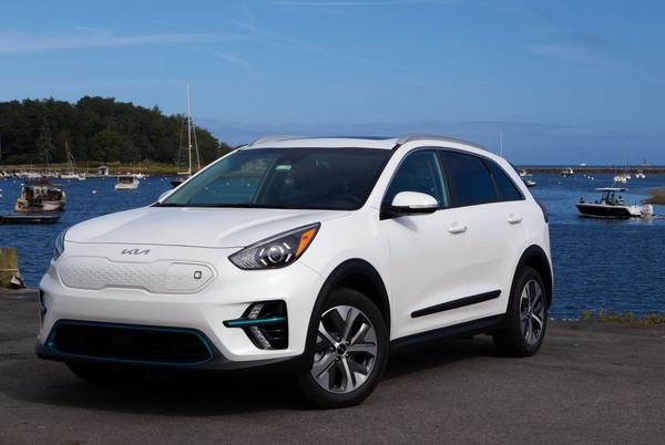Picture for I took a Kia electric car on a 2,000-mile road trip and here's what I learned