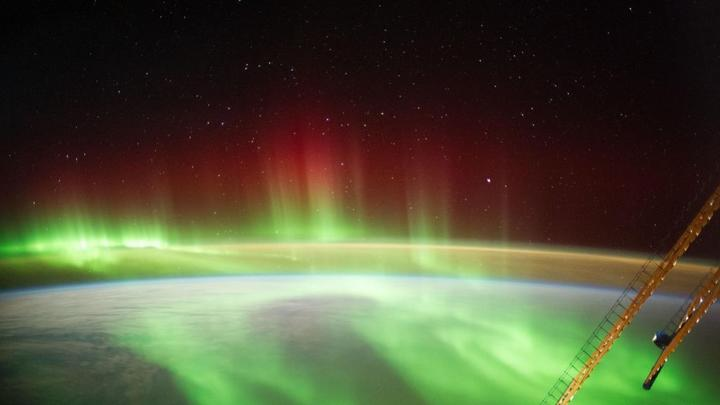 Cover for Auroras expected tonight in New York, Washington and Wisconsin as solar storm barrels toward Earth