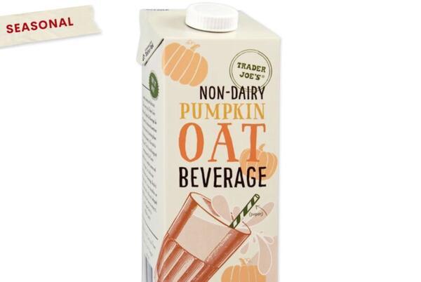 Picture for Pumpkin-Flavored Oat Milks