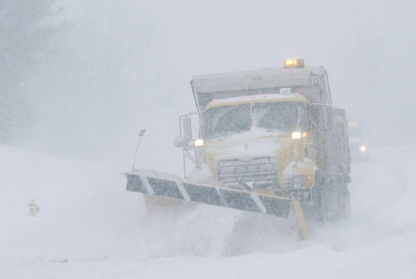 Picture for Apply Now to Drive on Wyoming Roads Closed Due to Snow