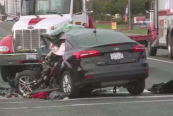 Picture for Sacramento Man, 21, Identified As Driver Killed In Crash Near Power Inn And Fruitridge Roads