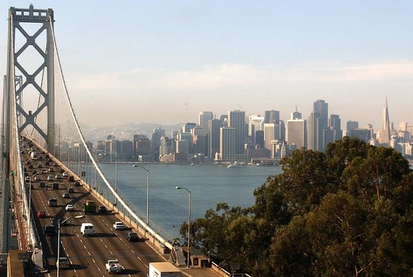 Picture for All lanes reopen following motorcycle crash on Bay Bridge