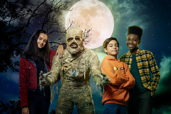 Picture for Under Wraps Team Explains How Diversity and Technology Make the Disney Channel Remake Stand Out