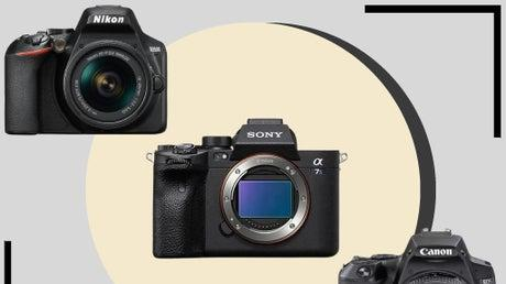 Picture for 9 best DSLR cameras to suit all budgets and abilities