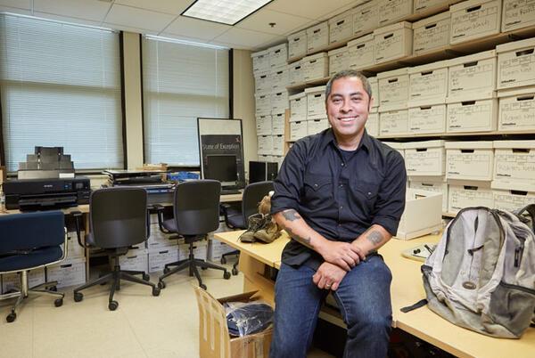 Picture for 'Hostile Terrain 94' creator Jason De León to give Vanderbilt lecture Sept. 29